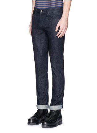Front View - Click To Enlarge - J Brand - 'Kane' resin denim jeans