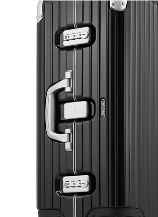 Detail View - Click To Enlarge - RIMOWA - Limbo Multiwheel® (Black, 60-litre)