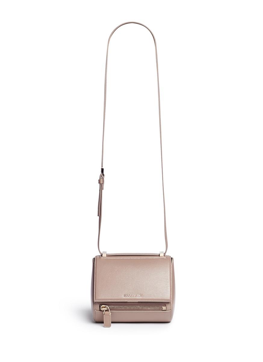 adb0d78f1be ... givenchy pandora box mini leather shoulder bag brand new e9dcf 3abe1 ...