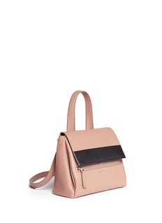 GIVENCHY'Pandora Pure' small leather flap bag