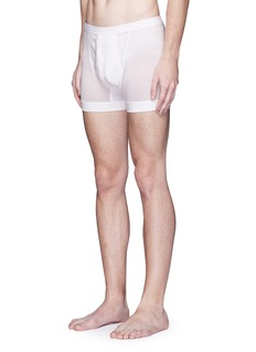 Zimmerli '252 Royal Classic' cotton jersey boxers