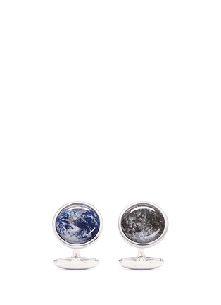 Paul Smith - Earth and moon cufflinks