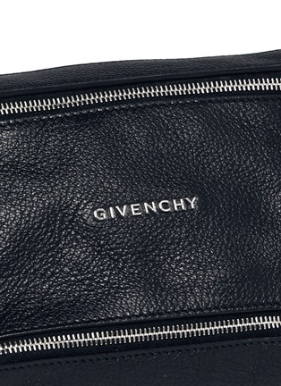 Givenchy - 'Pandora' mini chain goat leather bag