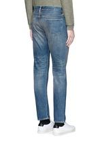 'Park View' vintage medium wash slim jeans