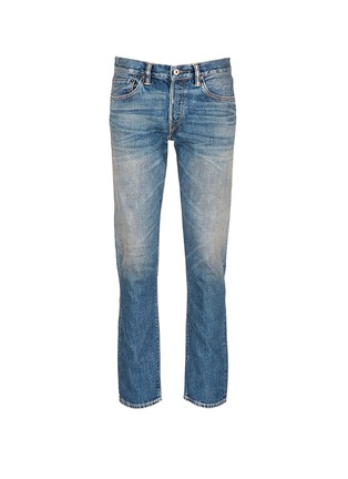 Main View - Click To Enlarge - Simon Miller - 'Park View' vintage medium wash slim jeans