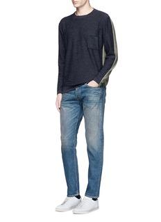 Simon Miller'Park View' vintage medium wash slim jeans