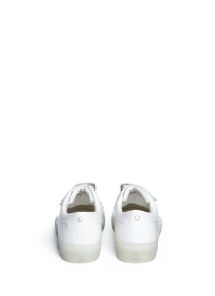 Back View - Click To Enlarge - Michael Kors - 'Craig' patent sneakers