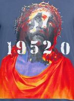 '19520' Jesus print T-shirt