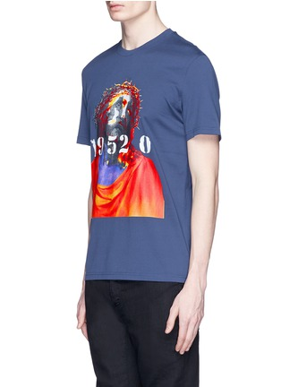 Front View - Click To Enlarge - Givenchy Beauty - '19520' Jesus print T-shirt