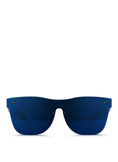 SUPER'Tuttolente Classic Blue' rimless all lens sunglasses