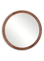 Coniston large round mirror
