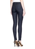 'Maria' high rise skinny jeans