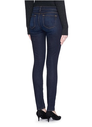 Back View - Click To Enlarge - J Brand - Mid rise skinny jeans