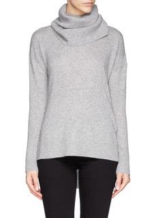 DIANE VON FURSTENBERG'Ahiga' cashmere turtleneck sweater