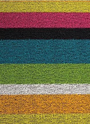 首图 –点击放大 - CHILEWICH - 彩色粗条纹门垫