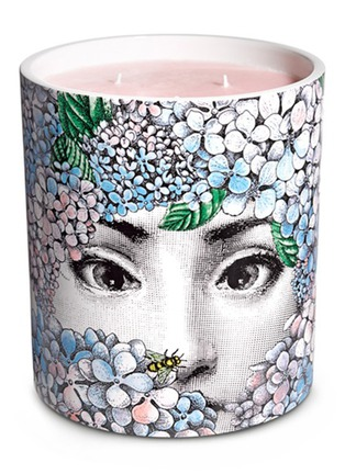 Fornasetti - Ortensia large scented candle