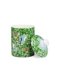 Fornasetti Il Serpente del Giardino small scented candle 300g