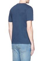 'Daikanyama' print cotton T-shirt