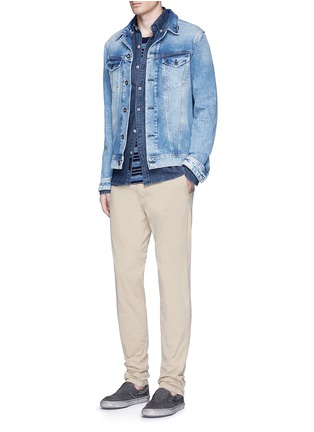 Figure View - Click To Enlarge - Denham - 'Rhys' denim shirt