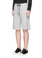 Vintage fleece shorts