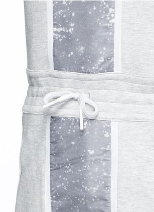 Detail View - Click To Enlarge - Nike - 'Tech Fleece Splatter' dress