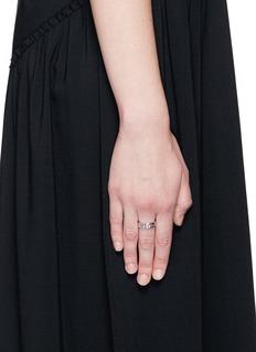 Messika 'Move Noa Or' diamond 18k white gold ring