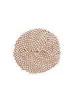 Dahlia round placemat