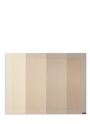 Chilewich-Color Tempo rectangle placemat