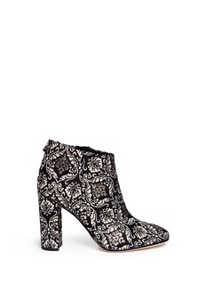 Sam Edelman 'Cambell' floral damask ankle boots