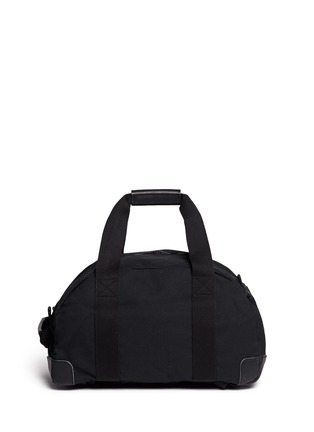 Back View - Click To Enlarge - Nanamica - Canvas duffle backpack