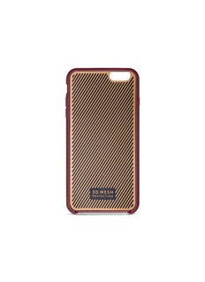 Native Union CLIC 360° canvas iPhone 6 Plus/6s Plus case