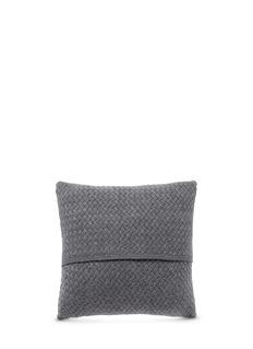 OYUNA Scala花纹针织靠垫套