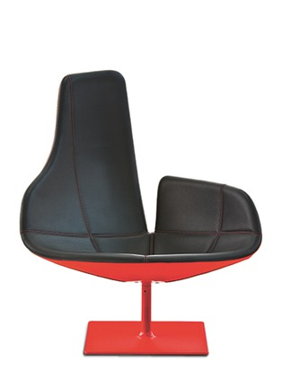 Main View - Click To Enlarge - Moroso - Fjord armchair