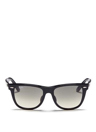 首图 - 点击放大 - RAY-BAN - 'Original Wayfarer' acetate sunglasses