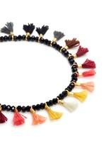 'Jaime' tassel beaded bracelet