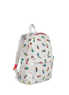 Stella Mccartney Kids 'Bang' pineapple print kids backpack