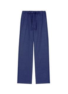 Araks'Ally' polka dot cotton tie pants