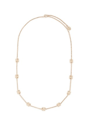 Main View - Click To Enlarge - Valentino - 'Rockstud' brass choker necklace