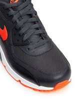 'Air Max 90 Essential' mesh leather sneakers