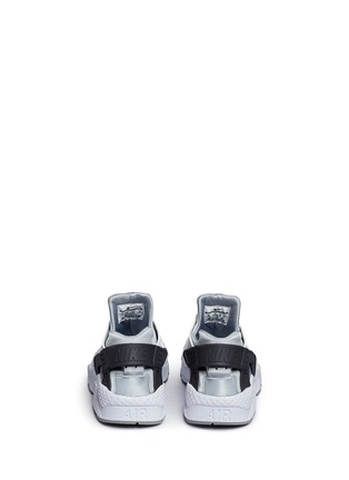 Back View - Click To Enlarge - Nike - 'Air Huarache' combo sneakers