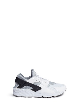 Main View - Click To Enlarge - Nike - 'Air Huarache' combo sneakers