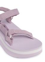 'Flatform Universal' sandals