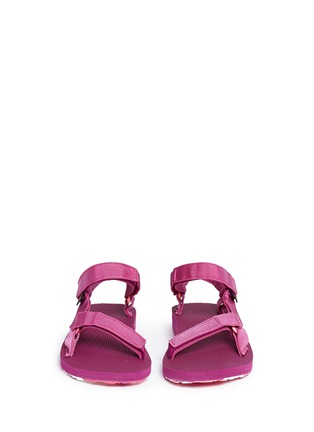 Front View - Click To Enlarge - Teva - 'Original Universal Marbled' sandals