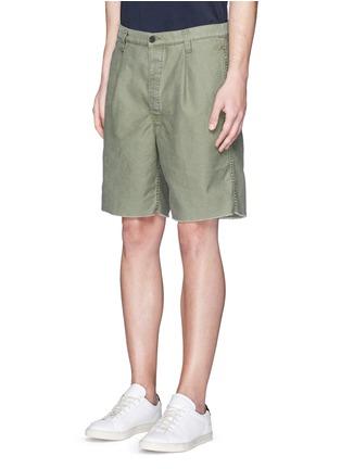 正面 -点击放大 - COVERT - 单色纯棉短裤