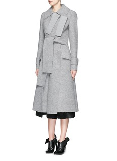 PROENZA SCHOULERBoiled bonded wool coat