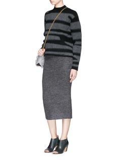 PROENZA SCHOULERBlur stripe Merino wool sweater