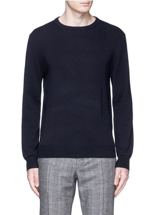 Main View - Click To Enlarge - J.CREW - Italian cashmere crewneck sweater