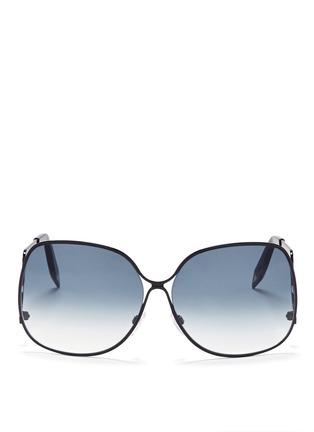 首图 - 点击放大 - VICTORIA BECKHAM - 方框太阳眼镜