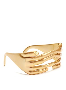 LINDA FARROW x Jeremy Scott 'Hands' frame