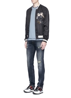Dolce & Gabbana 'Classic' slim fit ripped jeans